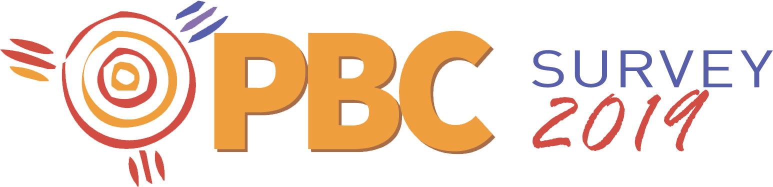 PBC survey 2019 logo